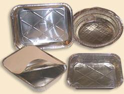 Comprar Bandejas de aluminio