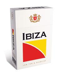 Cigarrillos Ibiza