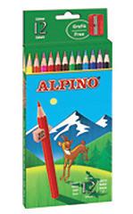 Comprar Cajas 12 lápices colores largos