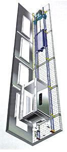 Comprar Equipo de ascensores especial