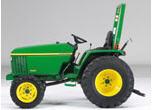 Comprar Tractores compactos