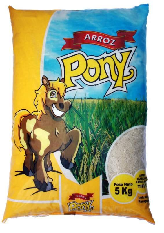 Comprar Arroz Pony.