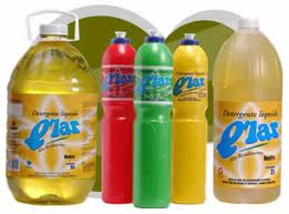 Comprar Detergentes para limpiar