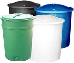 Comprar Depósitos de plástico