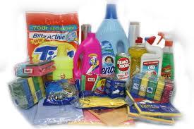 Comprar Productos de limpieza