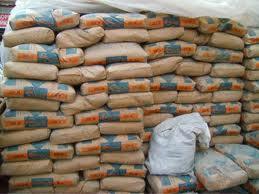 Comprar Materiales de cemento diferentes
