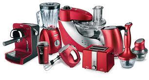Comprar Electrodomésticos varios tipos