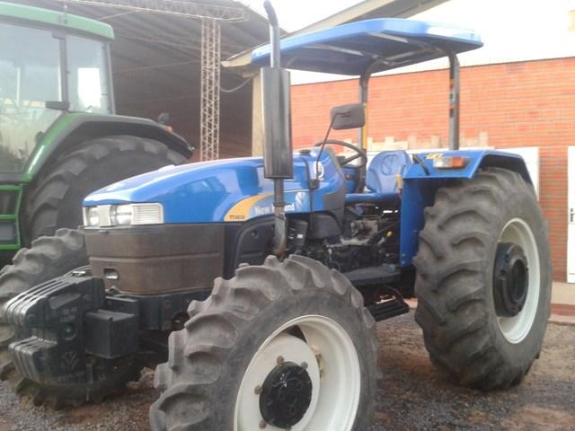 Comprar Tractor New Holland TT3040