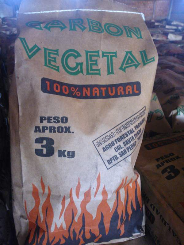 Comprar Carbon Vegetal