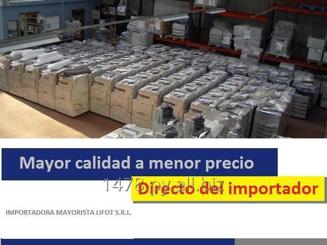 Comprar Fotocopiadoras Directo del importador en Paraguay