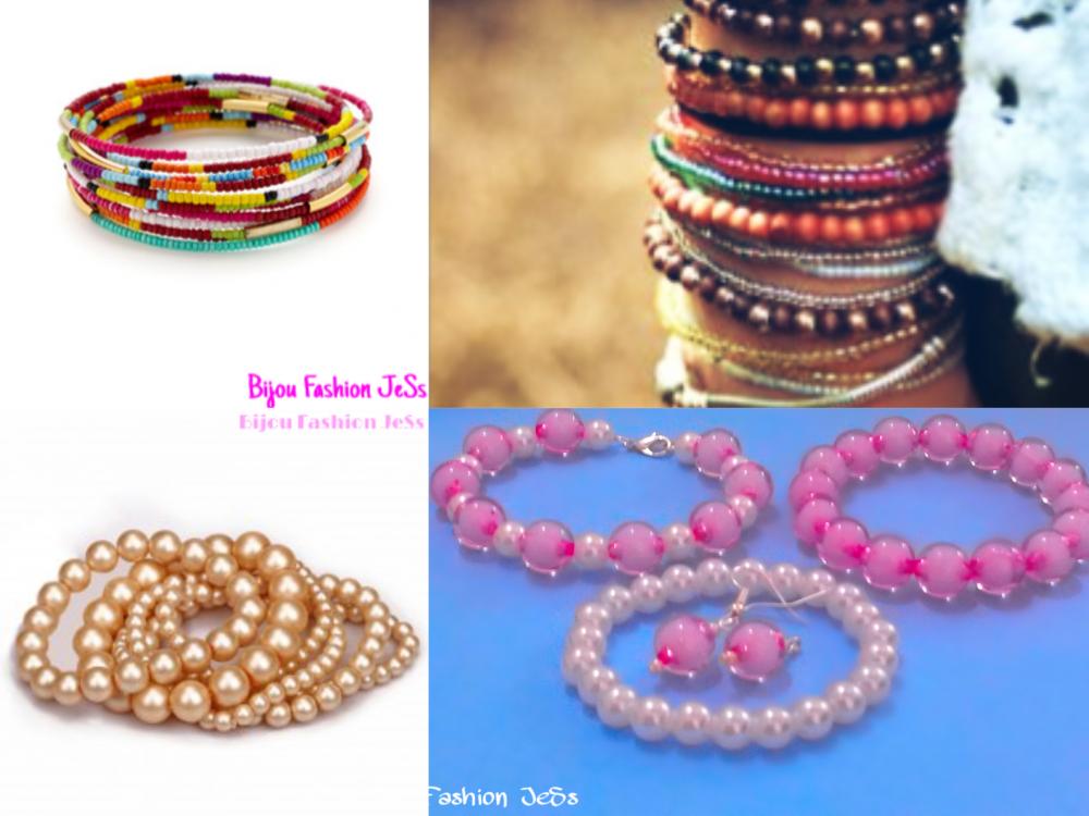 Comprar Brazzaletes pulseras Bijou Fashion JeSs