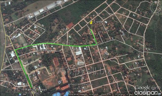 Comprar Terreno, Zona De Rakiura, Luque, Central, Paraguay