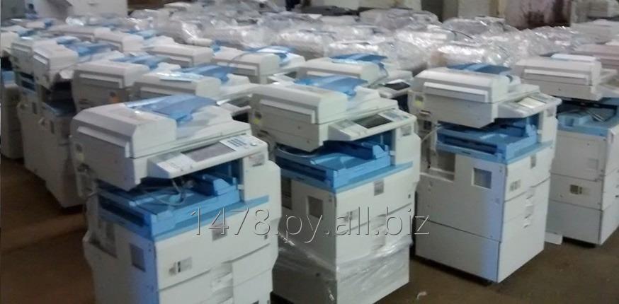 Comprar Impresoras Fotocopiadoras Ricoh Aficio importados - Paga solo una fracción de su precio original.
