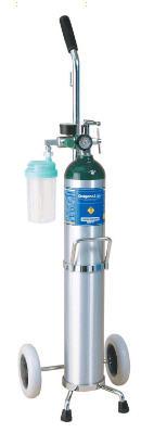 Comprar Equipo de оxigeno portátil de 680 litros con regulador.