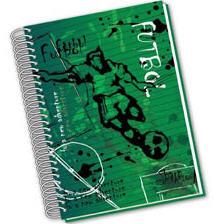 """Comprar Cuadernos """"Futbol"""""""