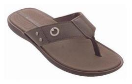 Comprar Calzado masculino de cuero natural