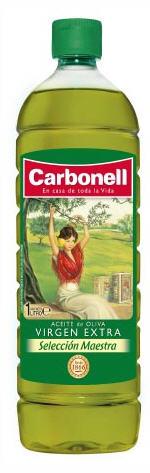 Comprar Aceite de oliva Carbonell Virgen Extra Selección Maestra