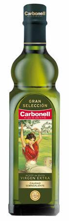 Comprar Aceite de oliva Carbonell Virgen Extra Gran Selección