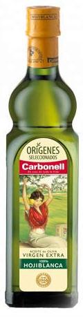 Comprar Aceite de oliva Carbonell Virgen Extra Hojiblanca
