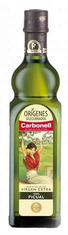 Comprar Aceite de oliva Carbonell Virgen Extra Picual