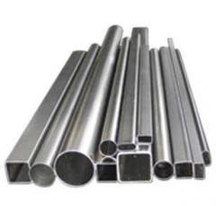 Tubos de acero estructurales