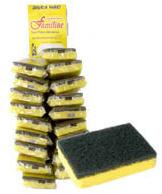 Esponja Verde Amarillo