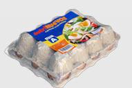 Huevos Pack 12 A