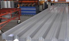 Chapas de acero galvanizado
