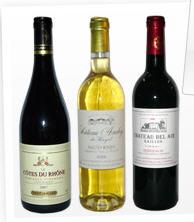 """Vinos """"Liqueurs Bardinet"""""""