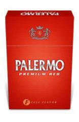 Cigarrillos Palermo Premium Red Full Flavor