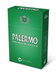 Cigarrillos Palermo Premium Green Menthol