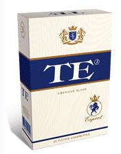 """Cigarrillos """"Te"""""""