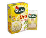 "Arroz ""Gallo Oro"""