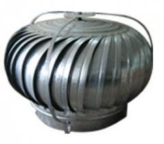 Extractores eólicos