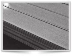 Chapas de aluminio-zinc