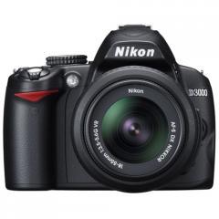 Cámara fotográfica Nikon