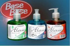 Jabón Liquido Alexia