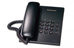 Teléfonos alambricos
