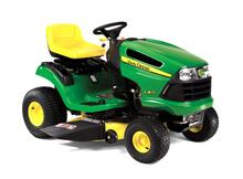 Tractor de Jardín