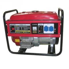 Generador Monofásico Diésel