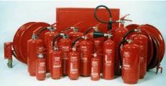 Aparatos contra incendios