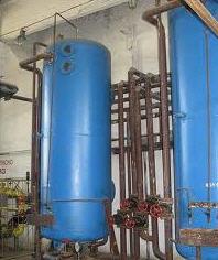 Filtros industriales de tratamiento de agua