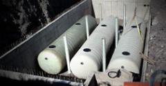 Filtros para el tratamiento de aguas