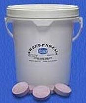 Productos químicos para tratamiento de agua