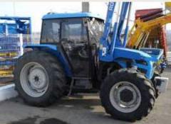 Tractores con cabina