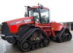 Tractores de ruedas agrícolas