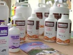 Medicamentos veterinarios para caballos