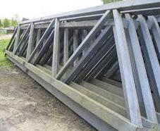 Estructuras metálicas de construcción soldadas