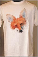 T-shirt básica unisex c/ impresión