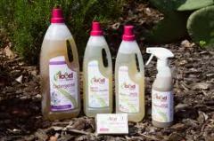Detergentes orgánicos
